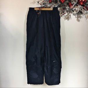 🎁Men's Lined Nike Nylon Pants Size XL
